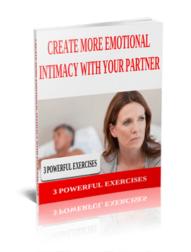 Create emotional intimacy